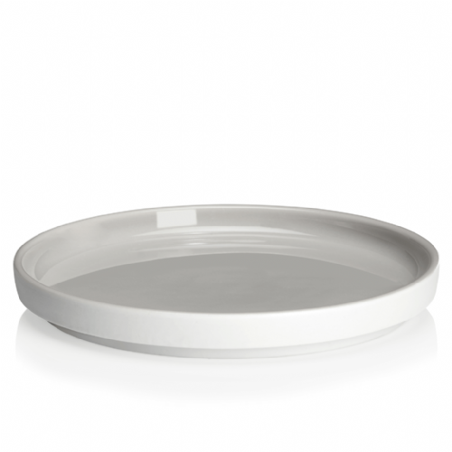 Degrenne Paris 'L'Econome by Starck' Grey Rutabaga Side Plate 14cm